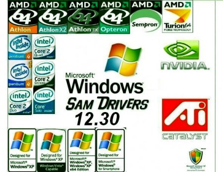 Download Samdrivers 12.30 (драйвера...